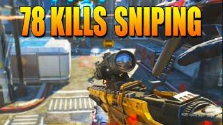 Call of Duty: Advanced Warfare Quickscoping Multiplayer Gameplay - Advanced Warfare Sniper Gameplay