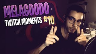 MARZAA SCOPRE A BUG ON FORTNITE FAZZ vs DENUZZO FIFA 19th Melagoodo Twitch Moments [ITA] #10