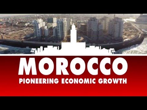 iProfile: MOROCCO - Pioneering Economic Growth / TRAILER