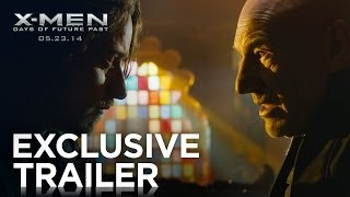 X-MEN: DAYS OF FUTURE PAST - Official Trailer (2014) thumbnail