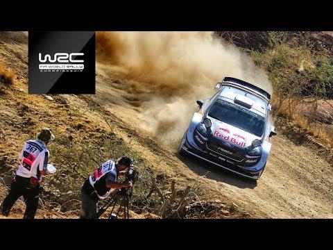 WRC - Rally Guanajuato México 2018: Best of Action!