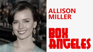 Allison Miller on