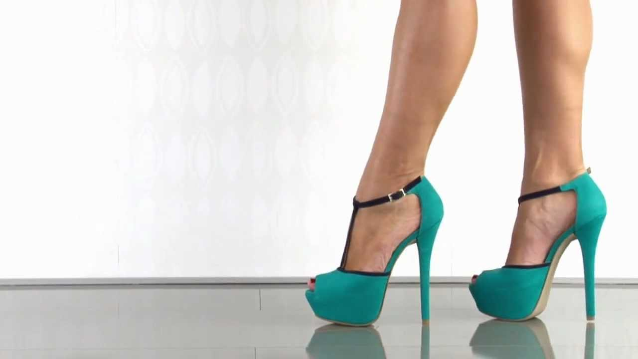 bac51d5c4209 Steven by Steve Madden Angels in Teal - YouTube