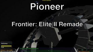 Pioneer Space Sim - Frontier Remake
