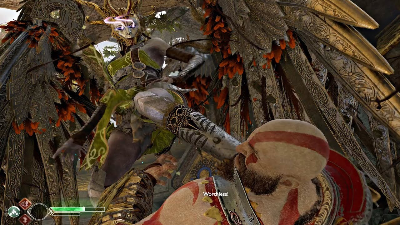Image result for god of war 4 valkyrie