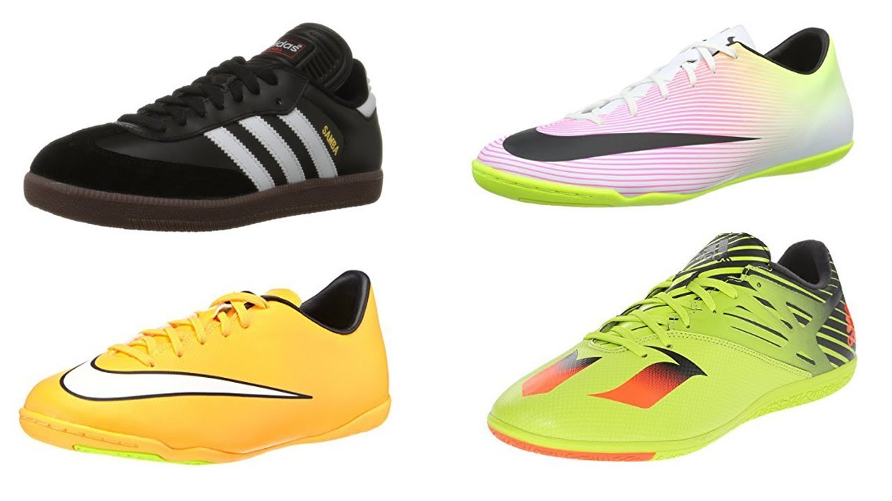 9486dcb16114 Top 5 Best Indoor Soccer Shoes in The World 2019 - YouTube