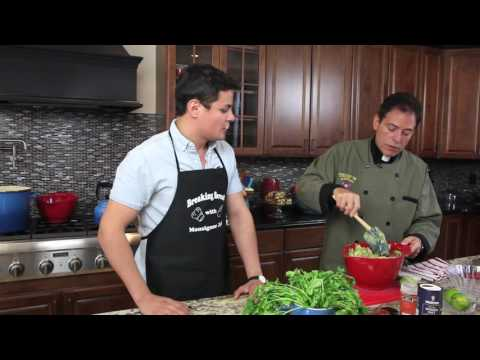 "NET TV - Breaking Bread - ""Guacamole and Shrimp with Arturo Castro"" (07/15/16)"