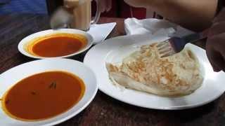 Roti Canai, Restaurant Lotus Nasi Kandar Penang, KL