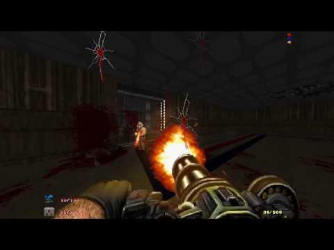 Brutal Doom - Merser's Sprites & Enhancements V4 Gameplay