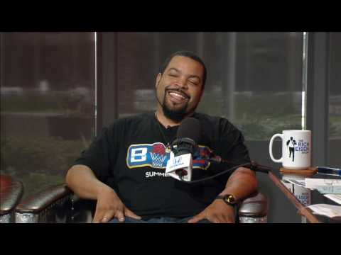 Musician & Actor Ice Cube on Movie Anaconda - 4/18/17