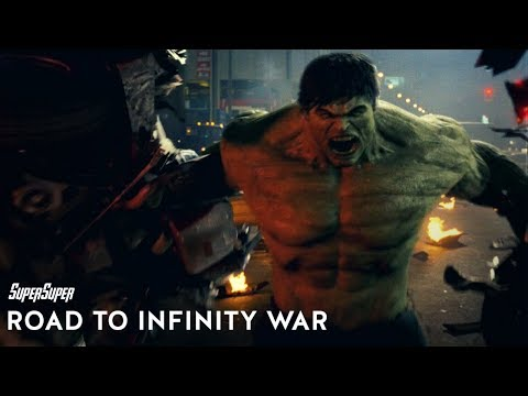 Road to Infinity War: Episode 2 | The Incredible Hulk