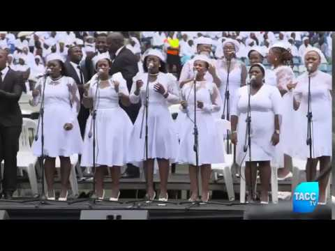 TACC NGC - The Blood Of Jesus ITG 2016
