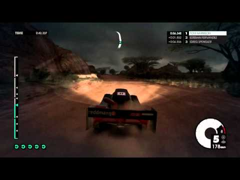 Dirt 3 - TrailBlazer Kenya - Garba Tula
