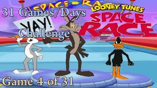 31 G/D Challenge - 4th Game [Looney Tunes Space Race] (1/3)