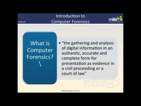 certified digital forensics examiner (cdfe) - complete  ...
