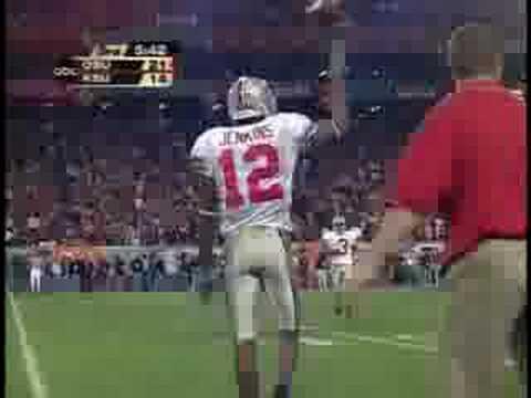 2004 Fiesta Bowl: Ohio State vs Kansas State (Drive-Thru)