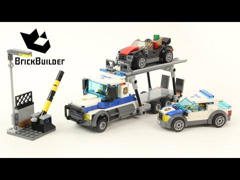 Lego auto transport heist 60143 for Brick city motors reviews
