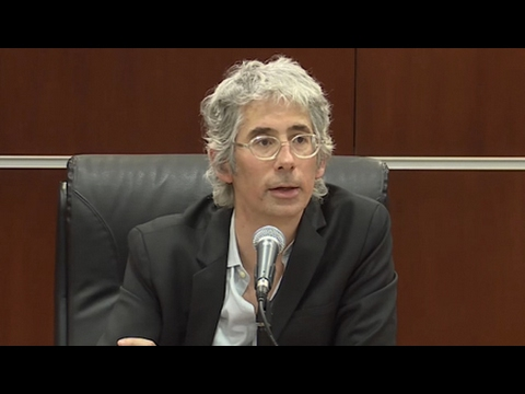 The People's Tribunal on the Iraq War, Day One: Anthony Arnove