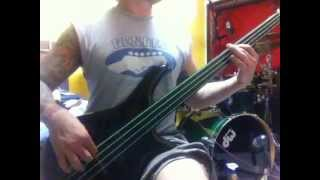 Loaded bass cover ( Ricky Martin )