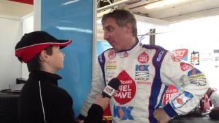 BTCC Brands Hatch GP 2014 - Jason Plato MG KX Club Card Fuel Save Racing