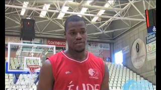 Video Entrevista a Jeff Adrien