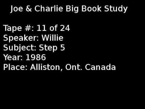 Joe & Charlie Big Book Study 11 Of 24