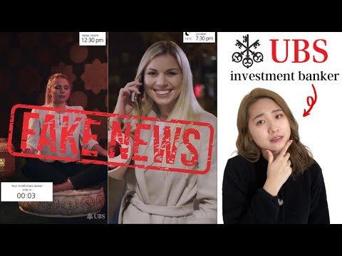 """Ex-UBS Investment Banker Reacts to UBS' """"Day In the Life of an Investment Banker"""" Promotional Video"""