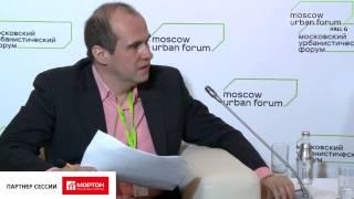 Tag 2. Hall G. Sitzung ''Neue Moskau: Wie Erstellen Sie eine Komplette Urban Environment''