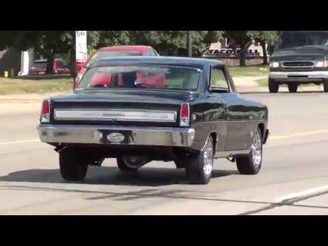 1966 Chevrolet Nova $38,900.00