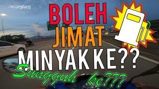 #16: Tips Jimat Minyak lah sangat..!!!     Motovlog Malaysia
