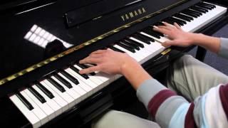 Yann Tiersen - Rue Des Cascades Piano Cover