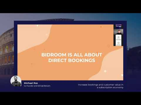 I Meet Hotel - Increase bookings and customer value in a subscription economy