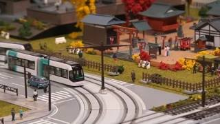 Kato Unitram/Unitrack Model Tram & LRV Layout - ユニトラム 株式会社カトー thumbnail