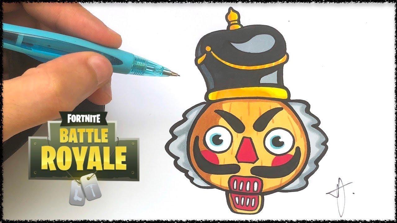 Tuto Emoji Casse Noisette Fortnite Youtube