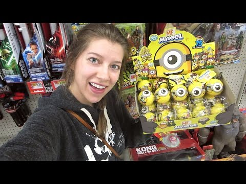 Toy Hunt #72! Hatchimals CollEGGtibles, Despicable Me 3, Minion Blind Plush, Minion Mineez