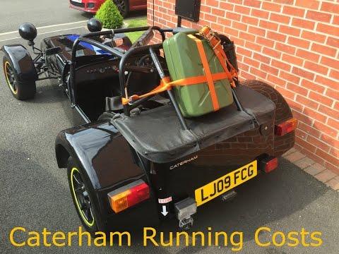 Caterham Running Costs