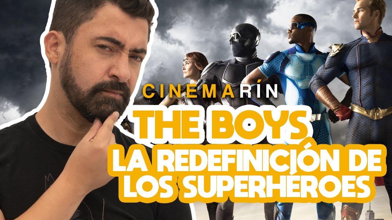 THE BOYS, LA REDEFINICION DE LOS SUPERHEROES - CINEMARIN