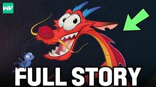 Mushu's Full Story - His Demotion & Redemption: Discovering Mulan
