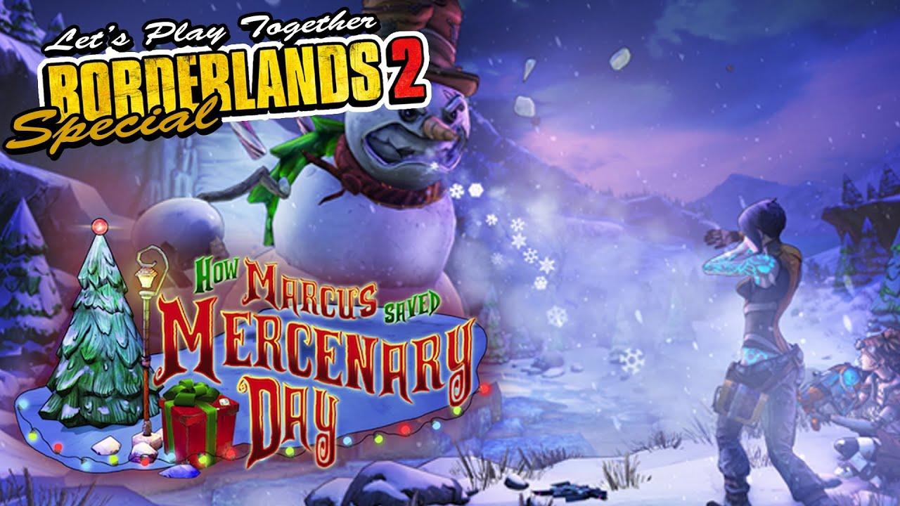 Borderlands 2: Headhunter 3: Mercenary Day Download