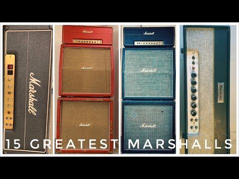 Marshall amp dating sarja numero
