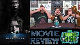 """Hereditary"" 2018 Non-Spoiler Movie Review - The Horror Show"