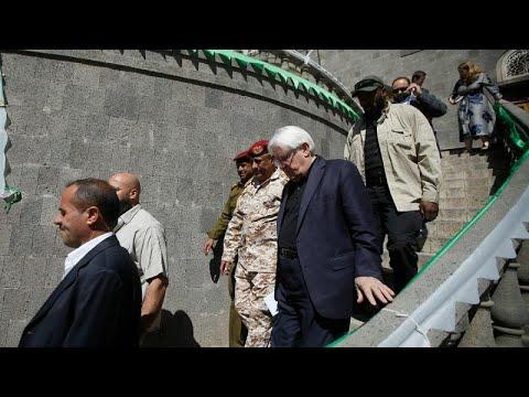 ONU evacua rebeldes Houti feridos no Iémen