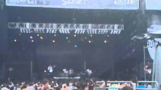 The Sorrow - Death From A Lovers Hand (Sziget 2011)