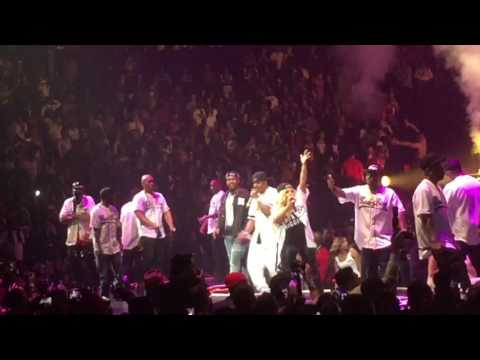 Bad Boy Reunion Tour , Whoa, Benjamin's , Get Money , Missing You Finale
