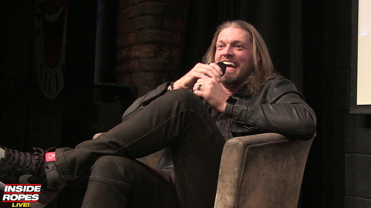 Edge Tells Hilarious Vince McMahon Royal Rumble Story