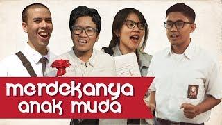 #MerdekanyaAnakMuda - Dirgahayu Indonesia ke-72..!