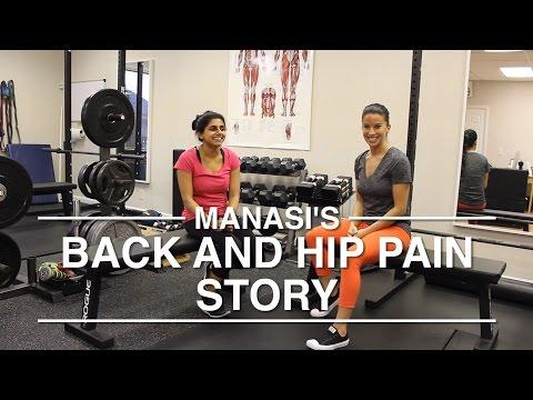 Manasi's Back and Hip Pain Story (chronic back pain + FAI + labral tear)