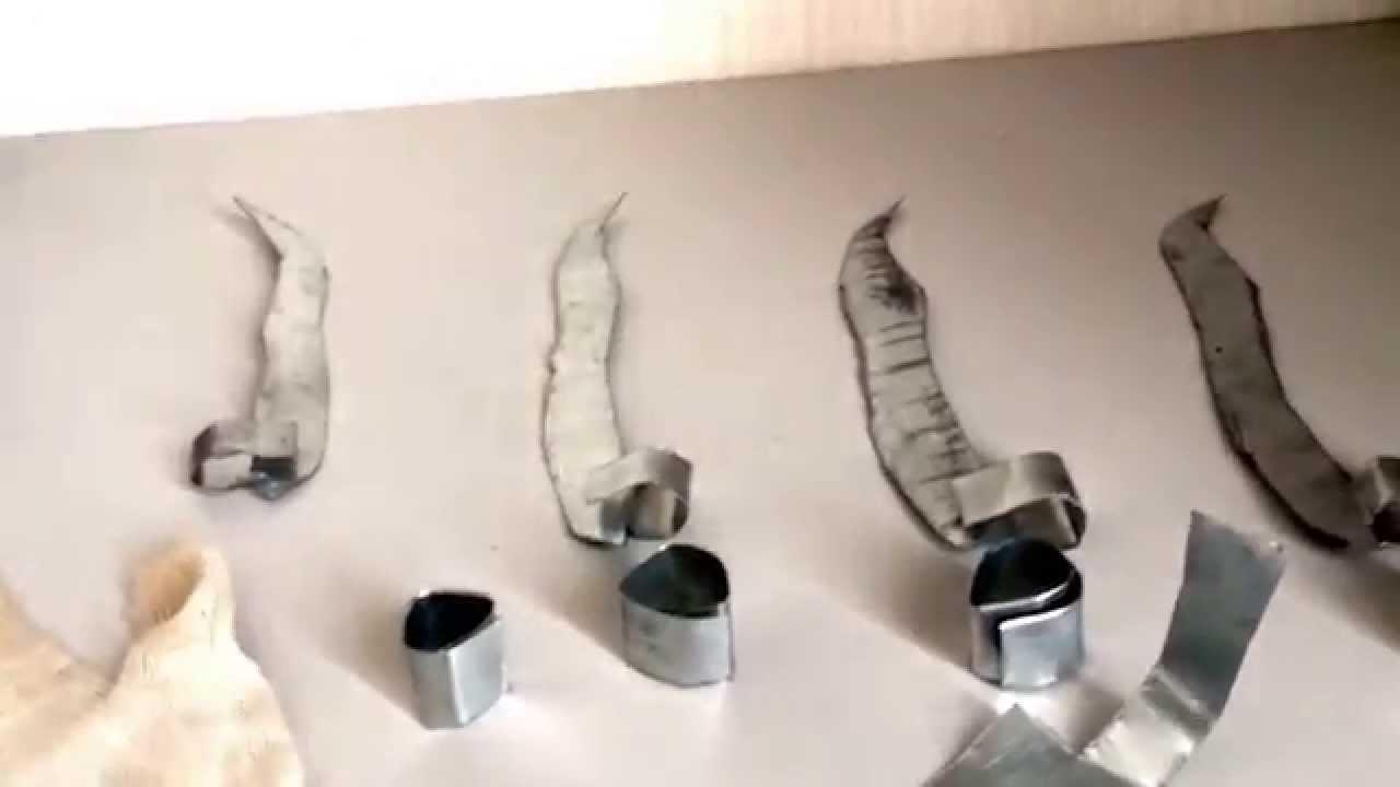 Как сделать руку фредди крюгера