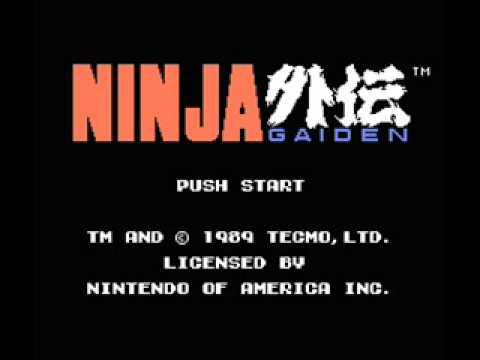 Vomitron - Ninja Gaiden Act 1 - 3