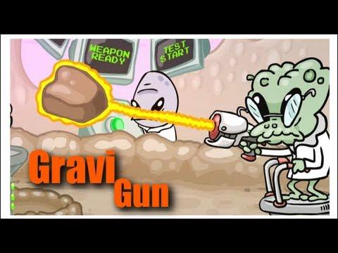 The Gravi-Gun - Waffe/ Weapon 02 -Triff deine Wahl